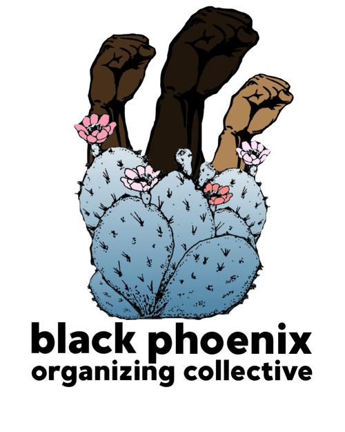 Black Phoenix Organizing Collective logo