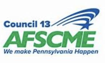 AFSCME Council 13 logo