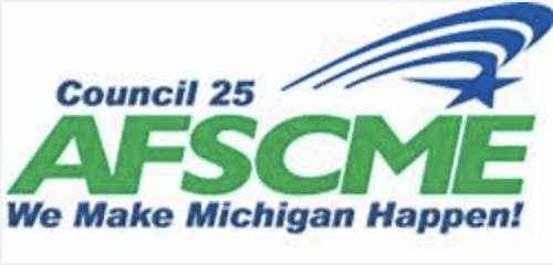 AFSCME Council 25 logo