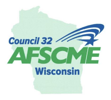 AFSCME Council 32 logo