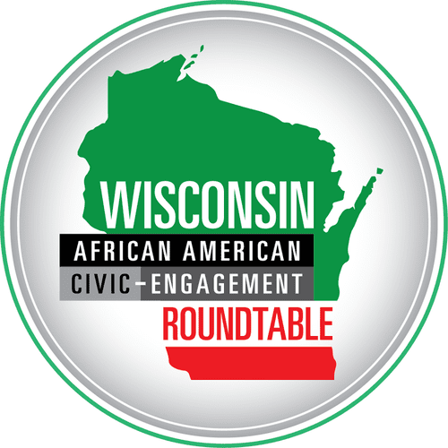 WI African American Civic-Engagement Roundtable logo