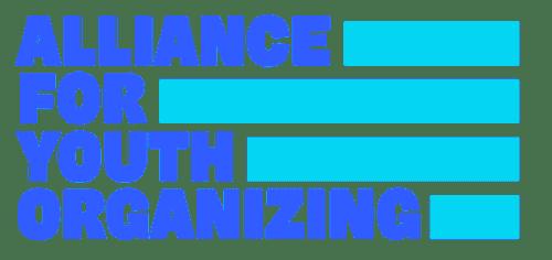 Alliance for Youth Organizing logo
