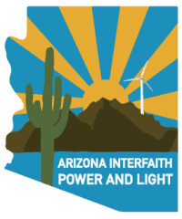 Arizona Interfaith Power and Light logo