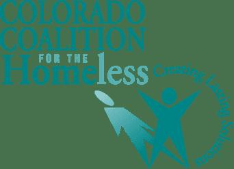 Colorado Coalition for the Homeless logo