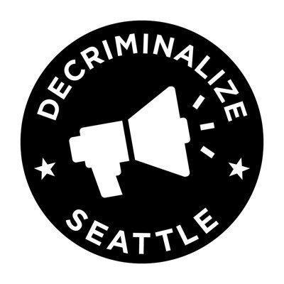 Decriminalize Seattle logo