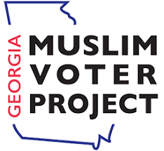 GA Muslim Voter Project logo