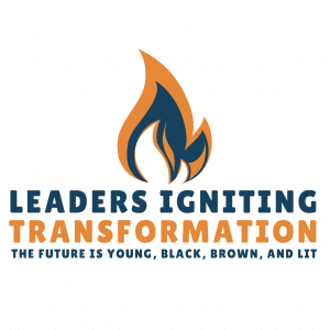 Leaders Igniting Transformation logo