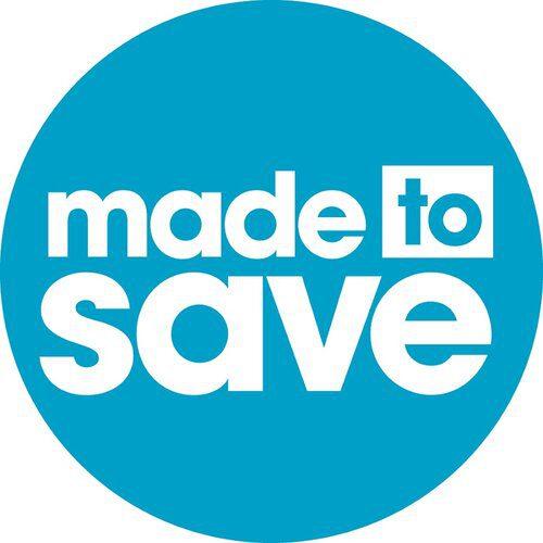 Made to Save logo