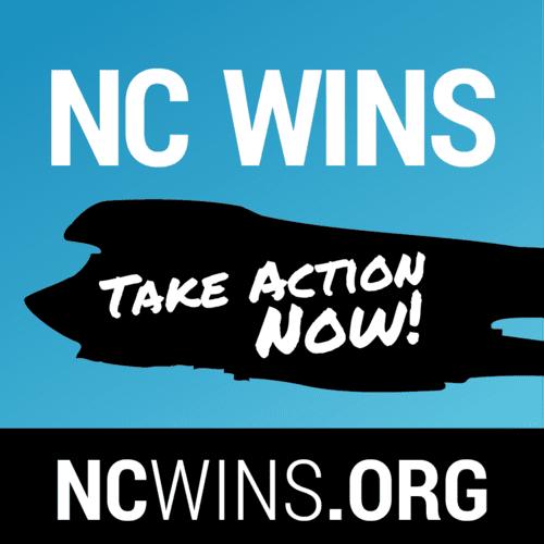 NC Wins logo