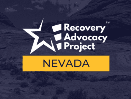 Recovery Advocacy Project NV logo