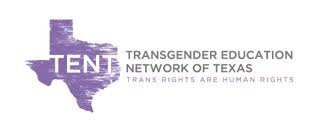 Transgender Education Network of Texas logo