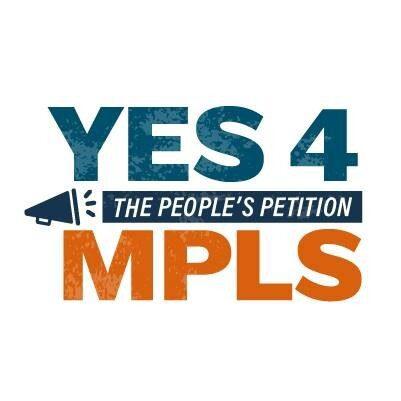 Yes 4 Minneapolis logo