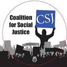 Coalition for Social Justice logo