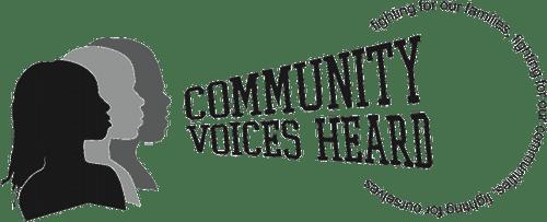 Community Voices Heard logo