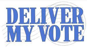 Deliver My Vote logo