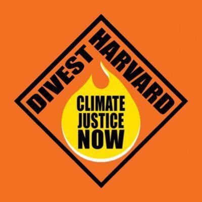 Divest Harvard logo