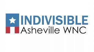 Indivisible Asheville logo