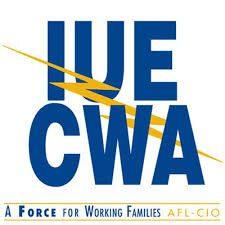IUE CWA logo