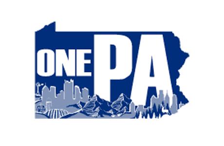 One PA logo