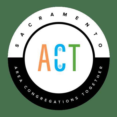 Sacramento Act logo