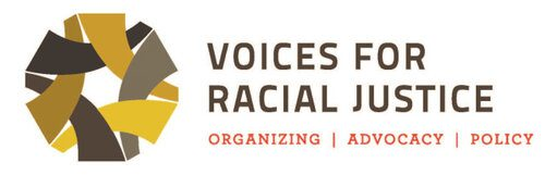 Voices for Racial Justice logo