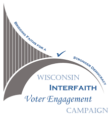 Wisconsin Interfaith Voter Engagement Campaign logo